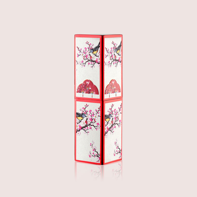 Personalized Empty Lipstick Cases Tube Lip Gloss Containers GL102